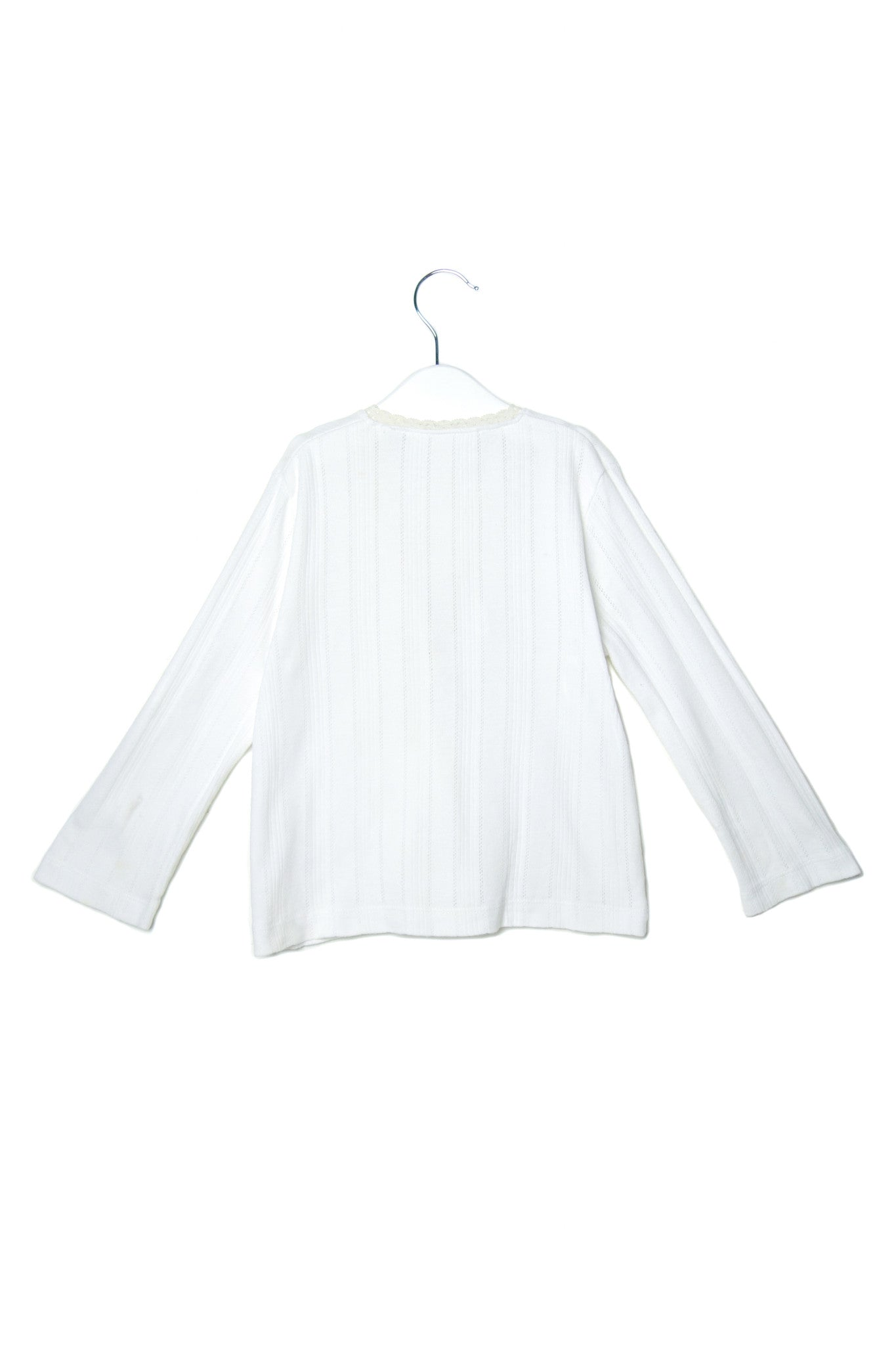 10001674 The Little White Company Kids~Cardigan 3-4T at Retykle