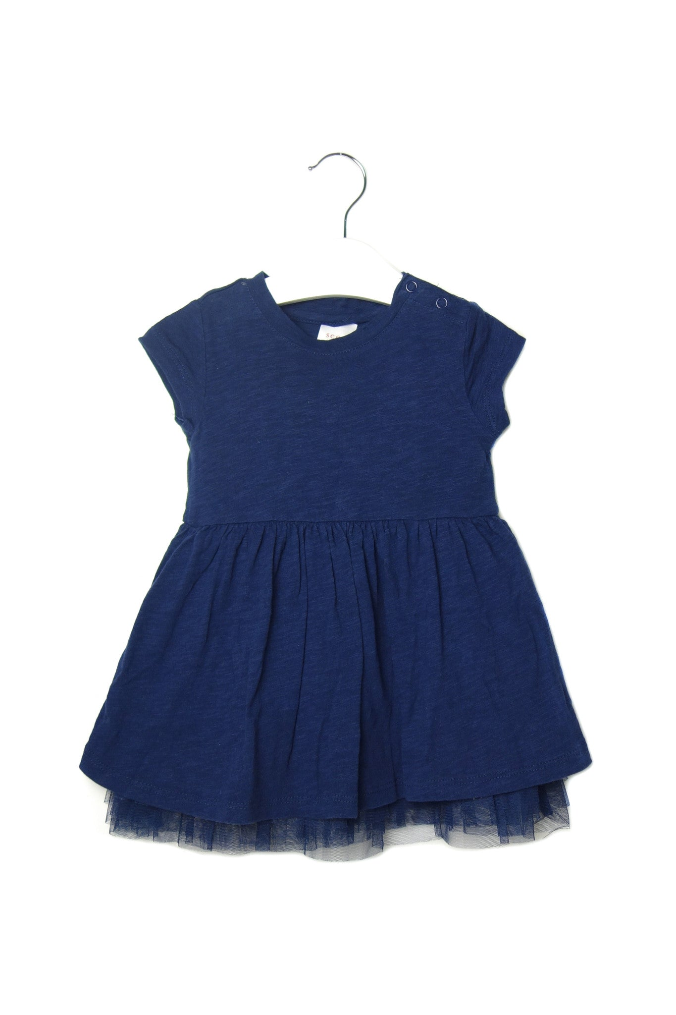 10001453 Seed Baby~Dress 6-12M at Retykle