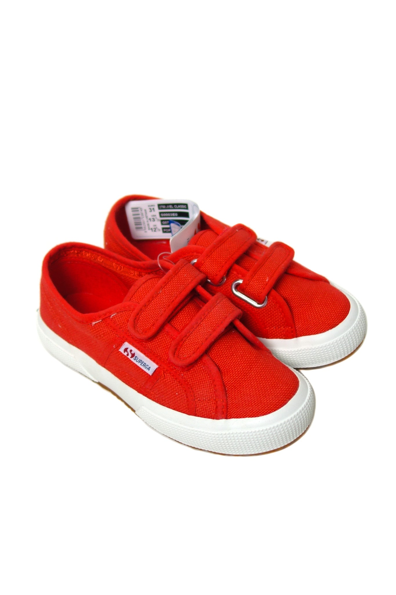 10002055 Superga Kids~Shoes 6T (EU 31) at Retykle