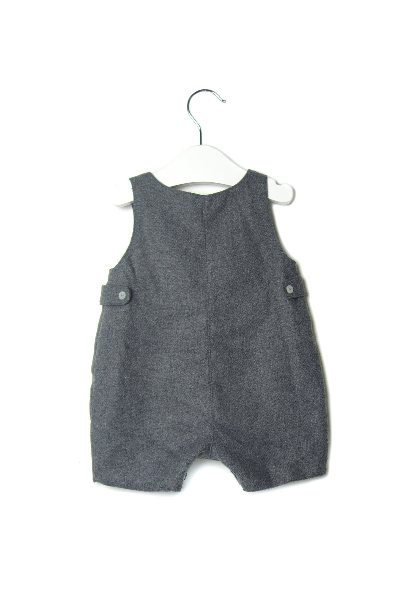 10001997 Chelsea Clothing Co. Baby~Overall 3-6M at Retykle