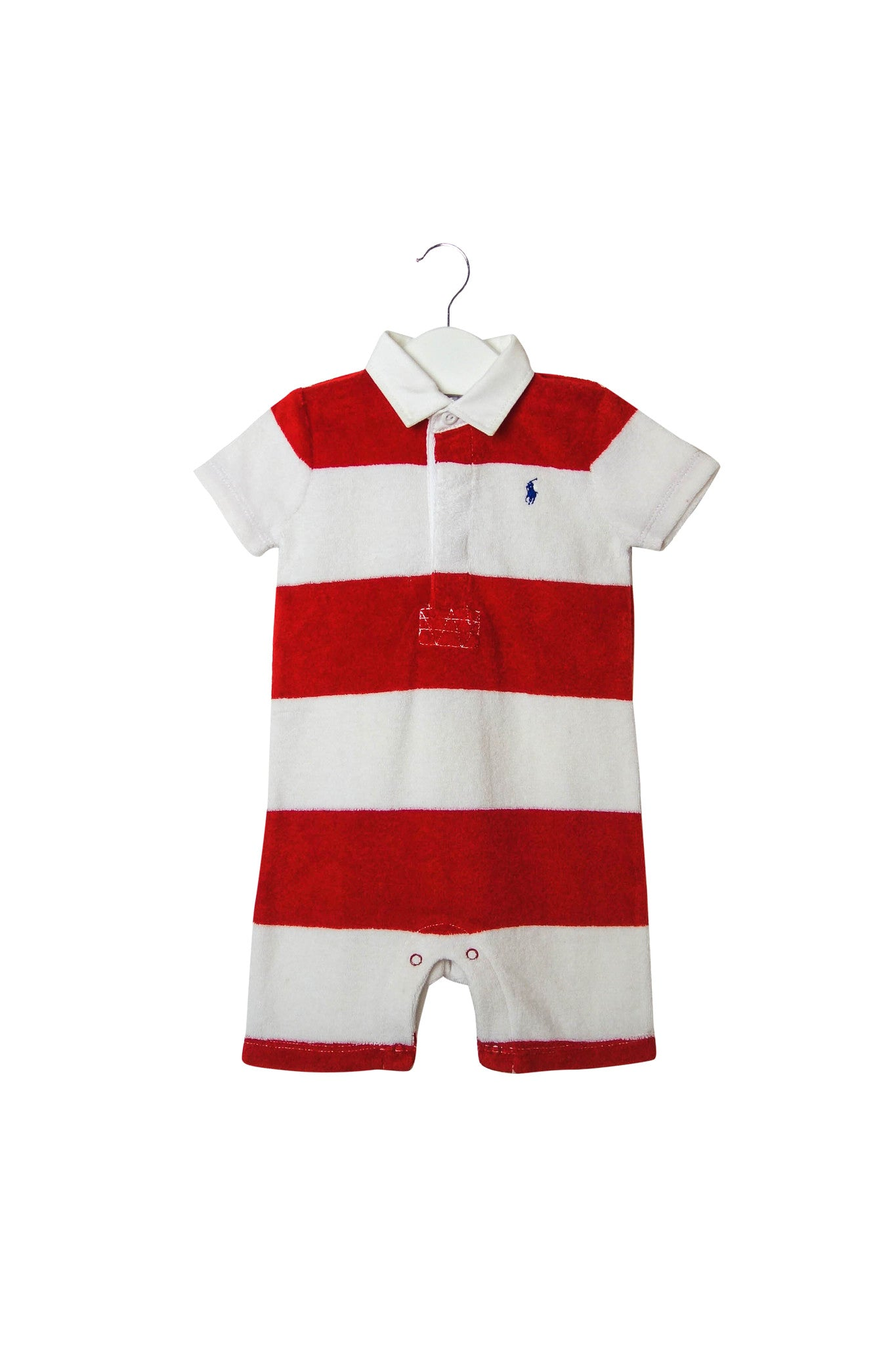 10003322 Ralph Lauren Baby~Romper 9M at Retykle