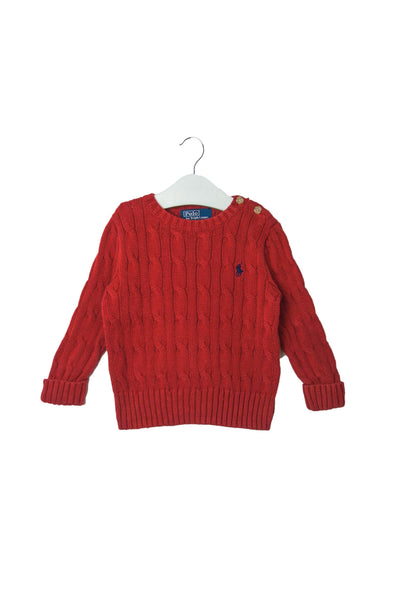 10003313 Polo Ralph Lauren Baby~Sweater 12M at Retykle