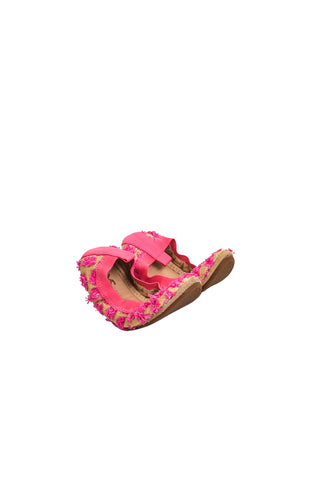 10013738 Yosi Samra Kids ~ Shoes 4-5T (US 10-12) at Retykle