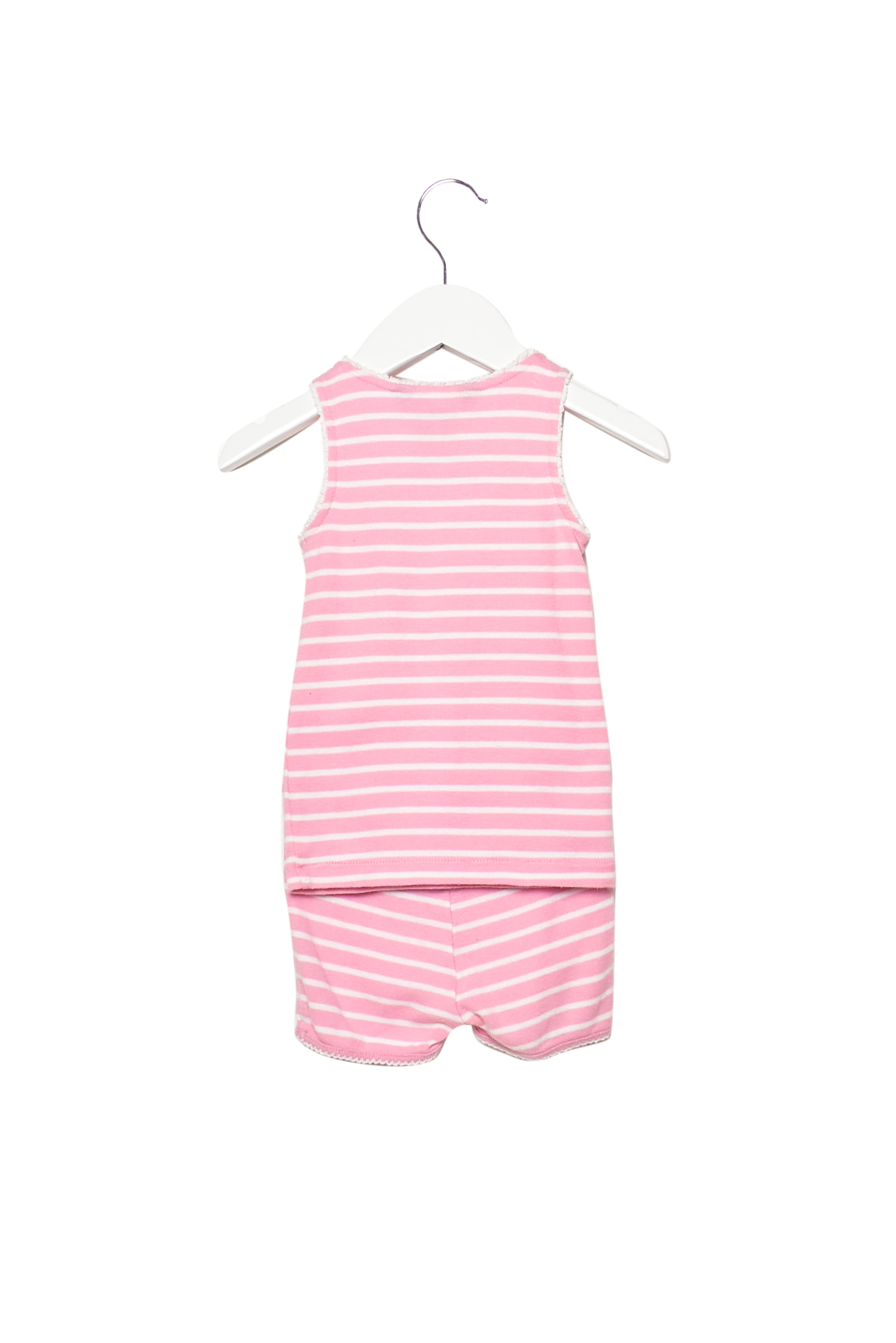 10012055 Ralph Lauren Baby~Tank and Shorts Set 12M at Retykle