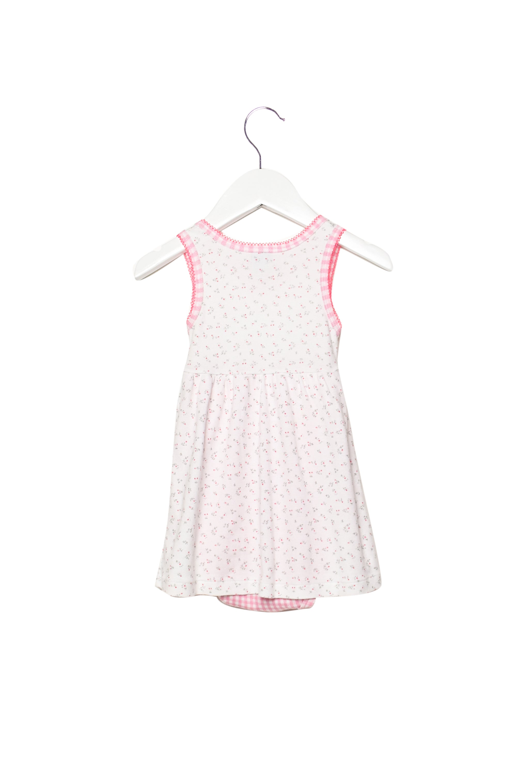 10012051 Petit Bateau Kids~Romper Dress 24M at Retykle