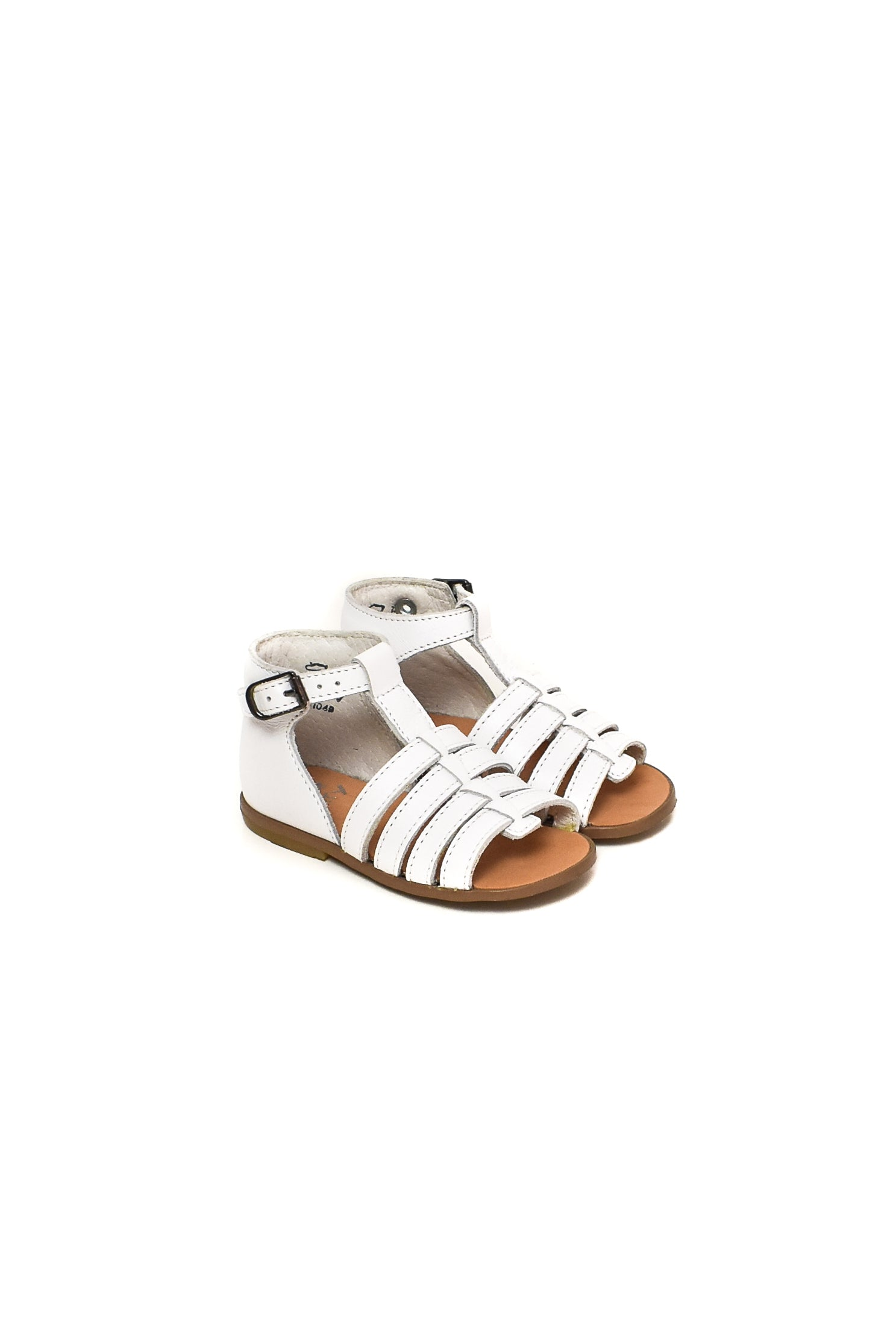 10007870 Little Mary Kids~Sandals 12M-3T (EU 20-25) at Retykle