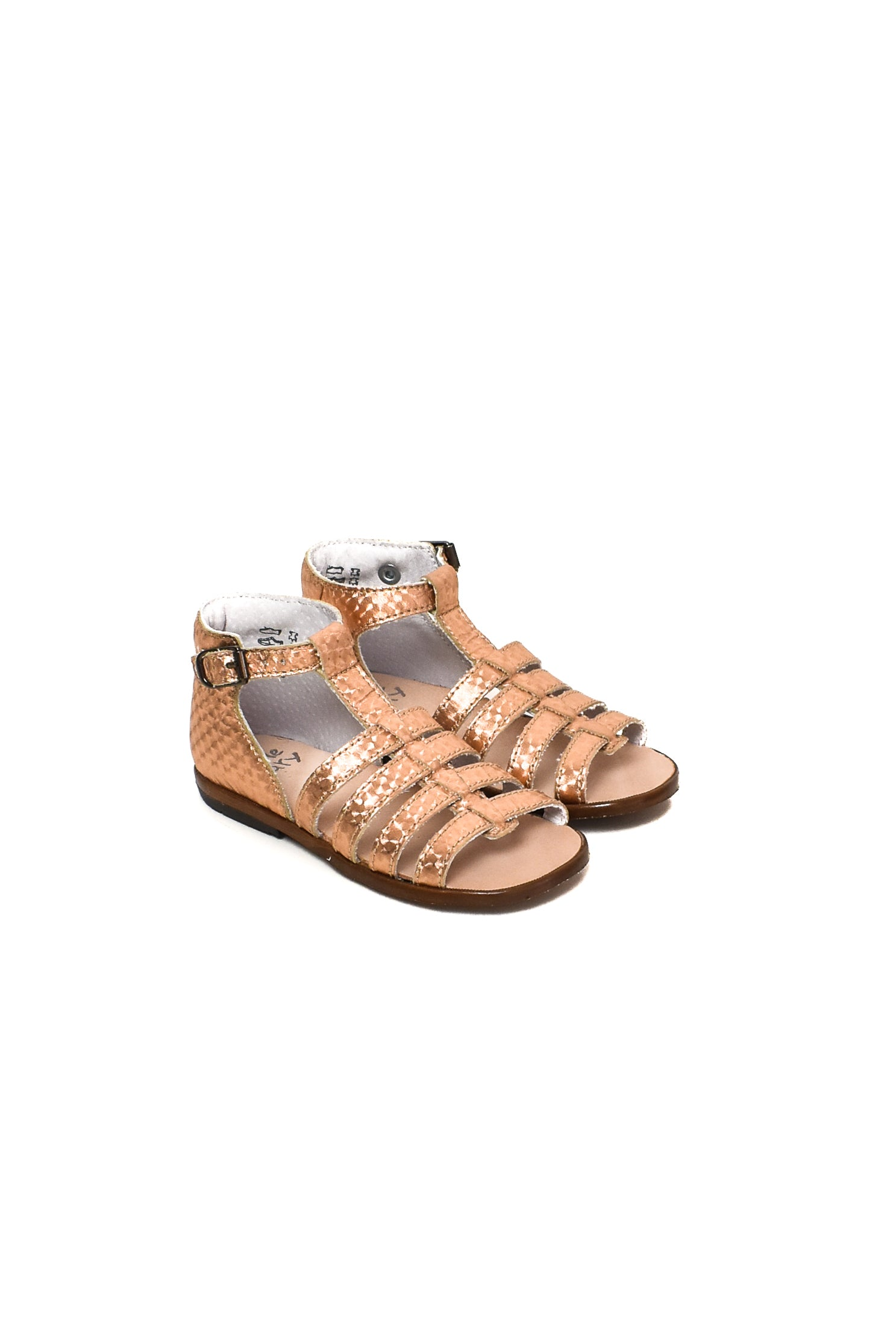 10007869 Little Mary Kids~Sandals 18M-3T (EU 23-25) at Retykle