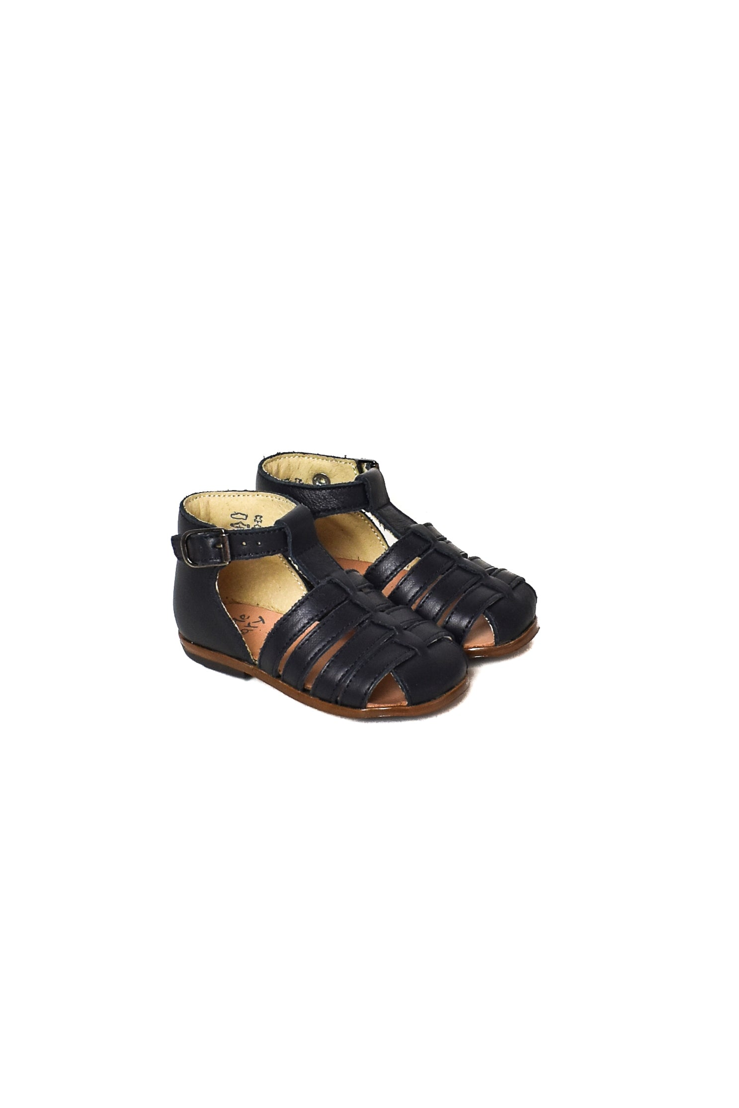 10007862 Little Mary Kids~Sandals 12M-3T (EU 20-24) at Retykle