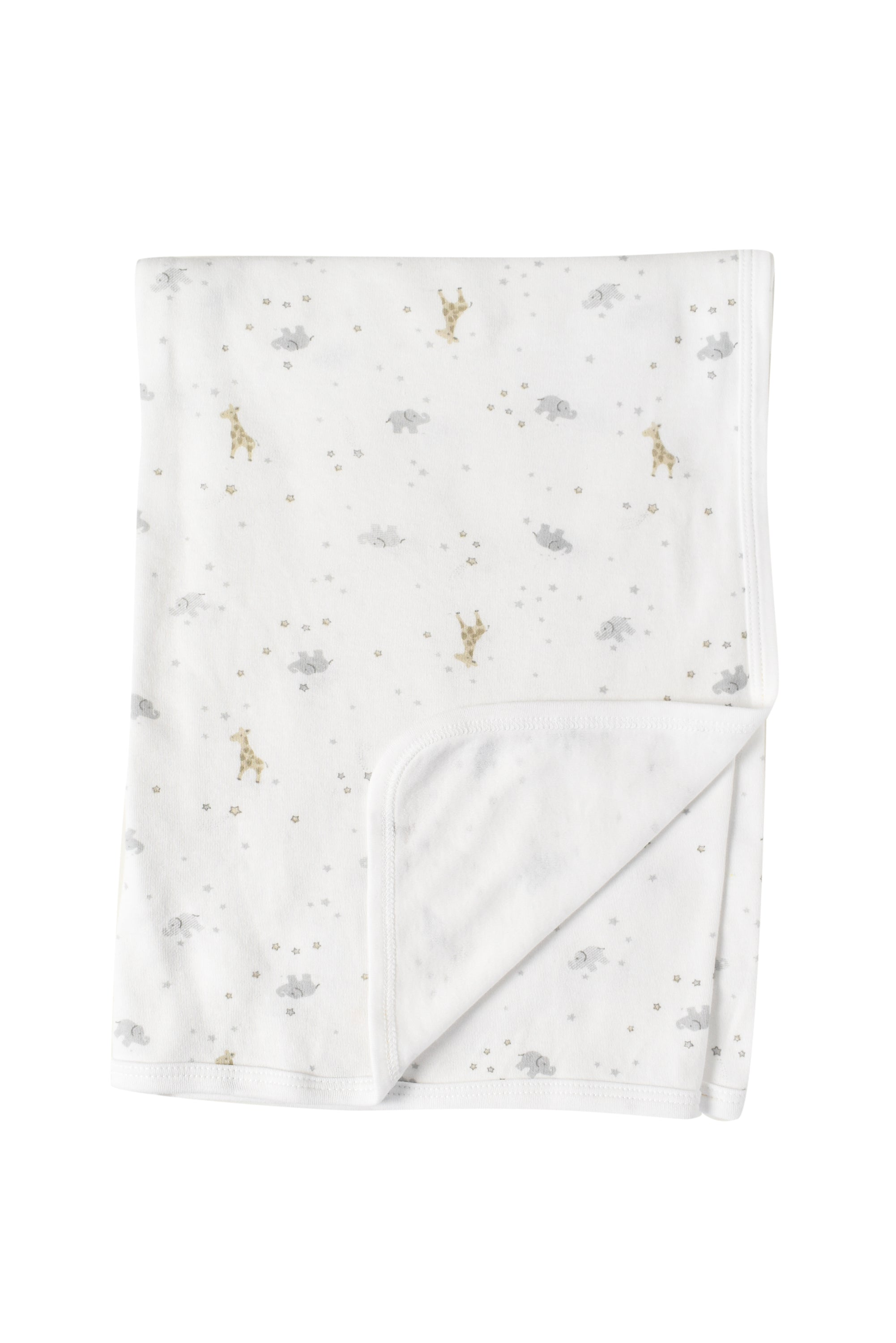 10011737 The Little White Company Baby ~ Blanket O/S at Retykle