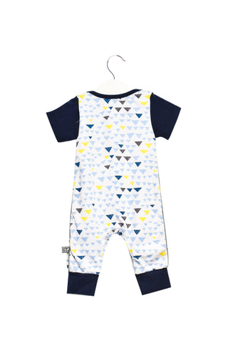 10021004 and the little dog laughed Baby~Jumpsuit 0-3M at Retykle