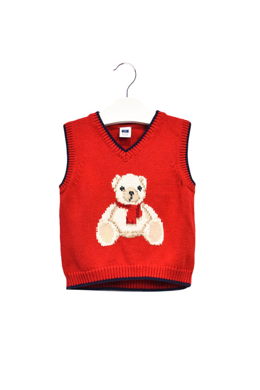 10021000 Janie & Jack Baby~Vest 6-12M at Retykle