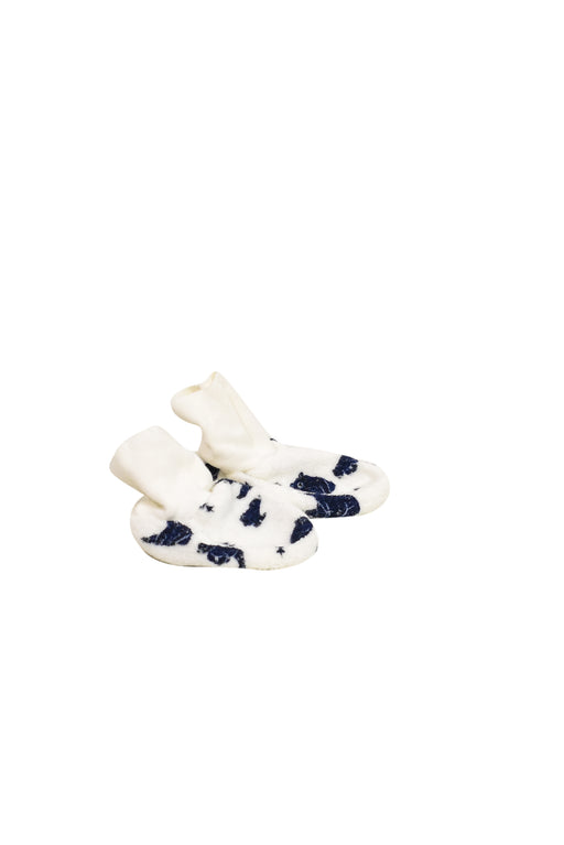 10021010 Petit Bateau Baby~Booties 6M at Retykle