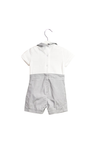 10018586 Nicholas & Bears Baby~Romper 6M at Retykle