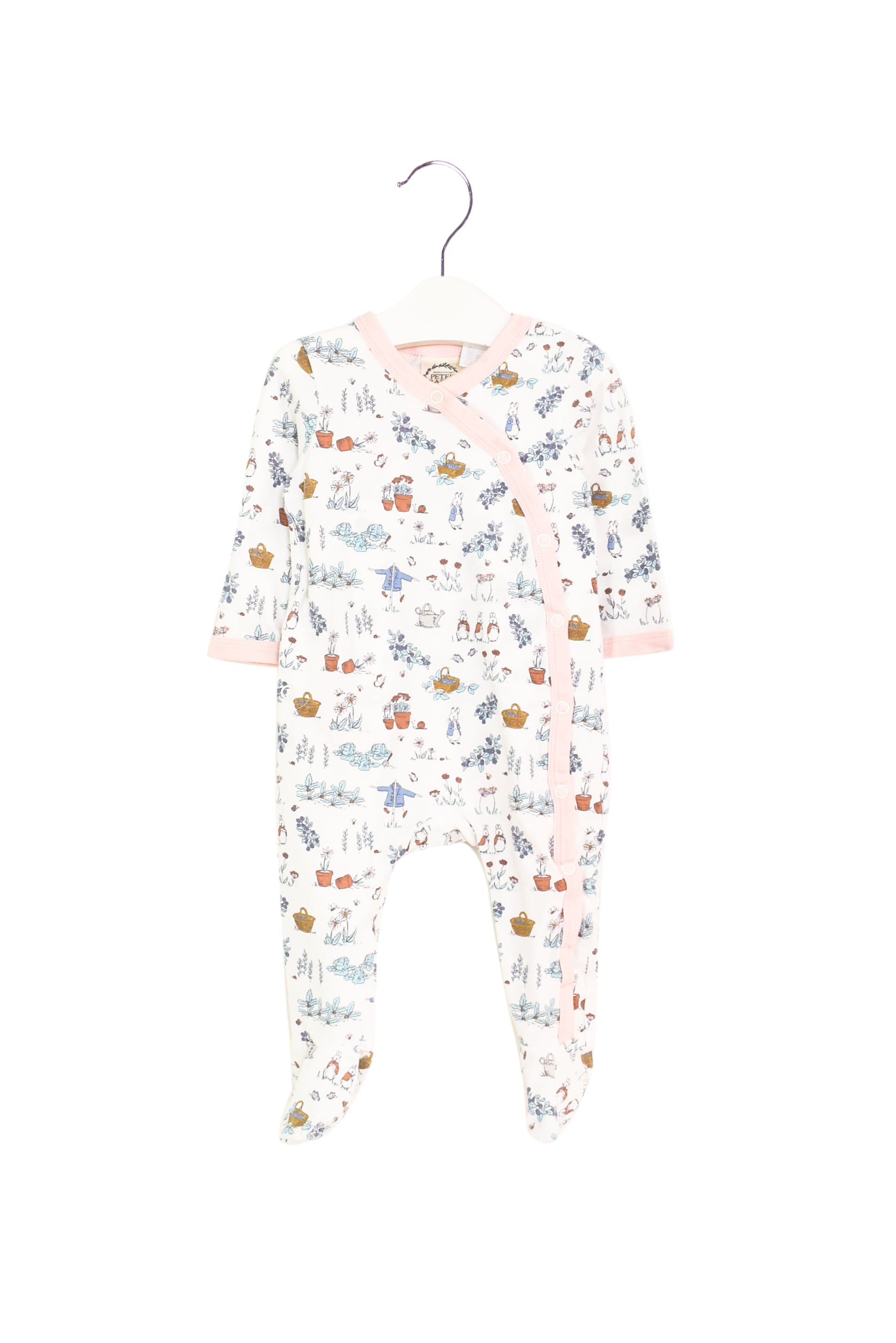 10013472 Peter Rabbit Baby~Jumpsuit 3M at Retykle