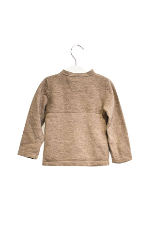 10016298 Nui Organics Kids~Sweater 3T at Retykle