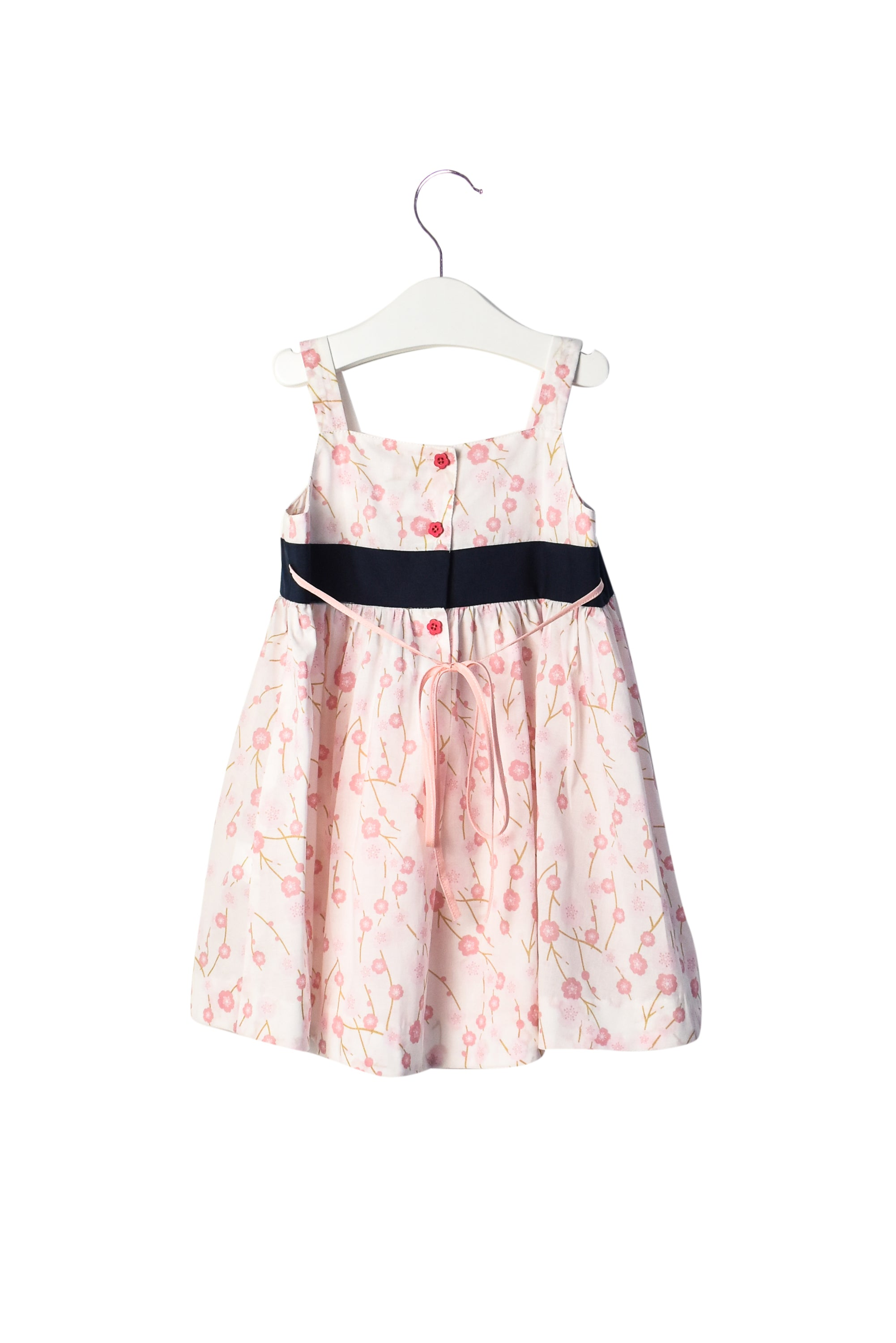 10007020 Comme Maman Collections Baby~Dress 9-12M at Retykle