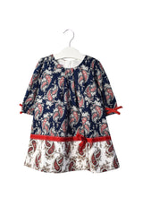 10007017 Comme Maman Collections Kids~Dress 1-4T at Retykle
