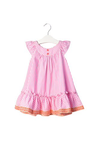 Dress and Bloomer 6M-4T