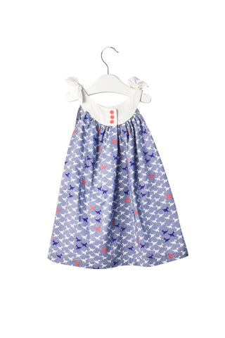 Dress and Bloomer 6-12M