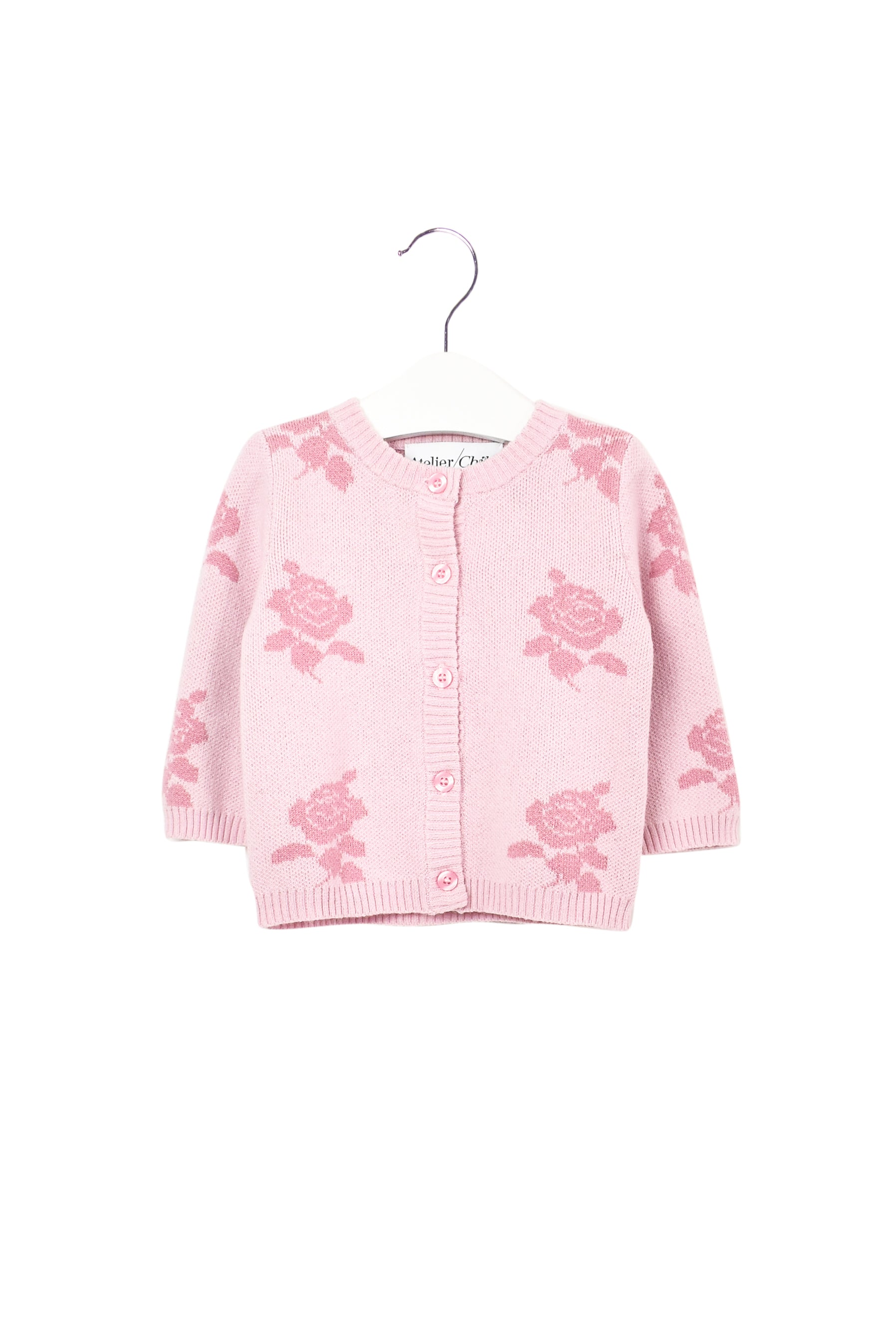 10007674 Atelier Child Baby~ Cardigan 12-18M at Retykle