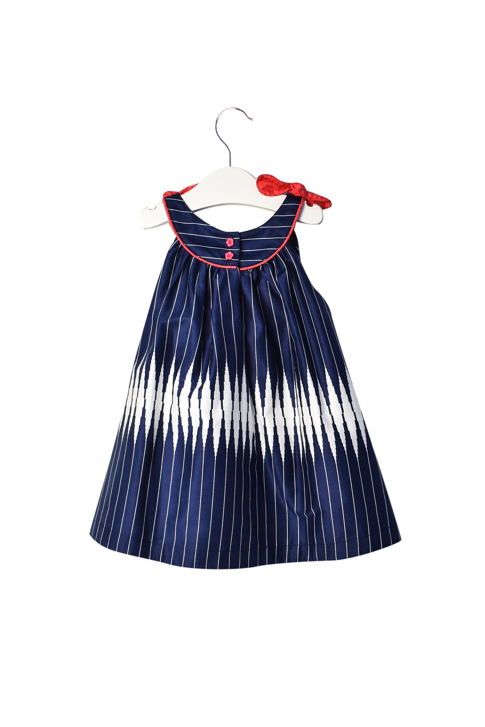 10007014 Comme Maman Collections Baby~Dress 9M-2T at Retykle