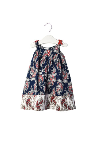 10007013 Comme Maman Collections Baby~Dress and Bloomer 6M-2T at Retykle