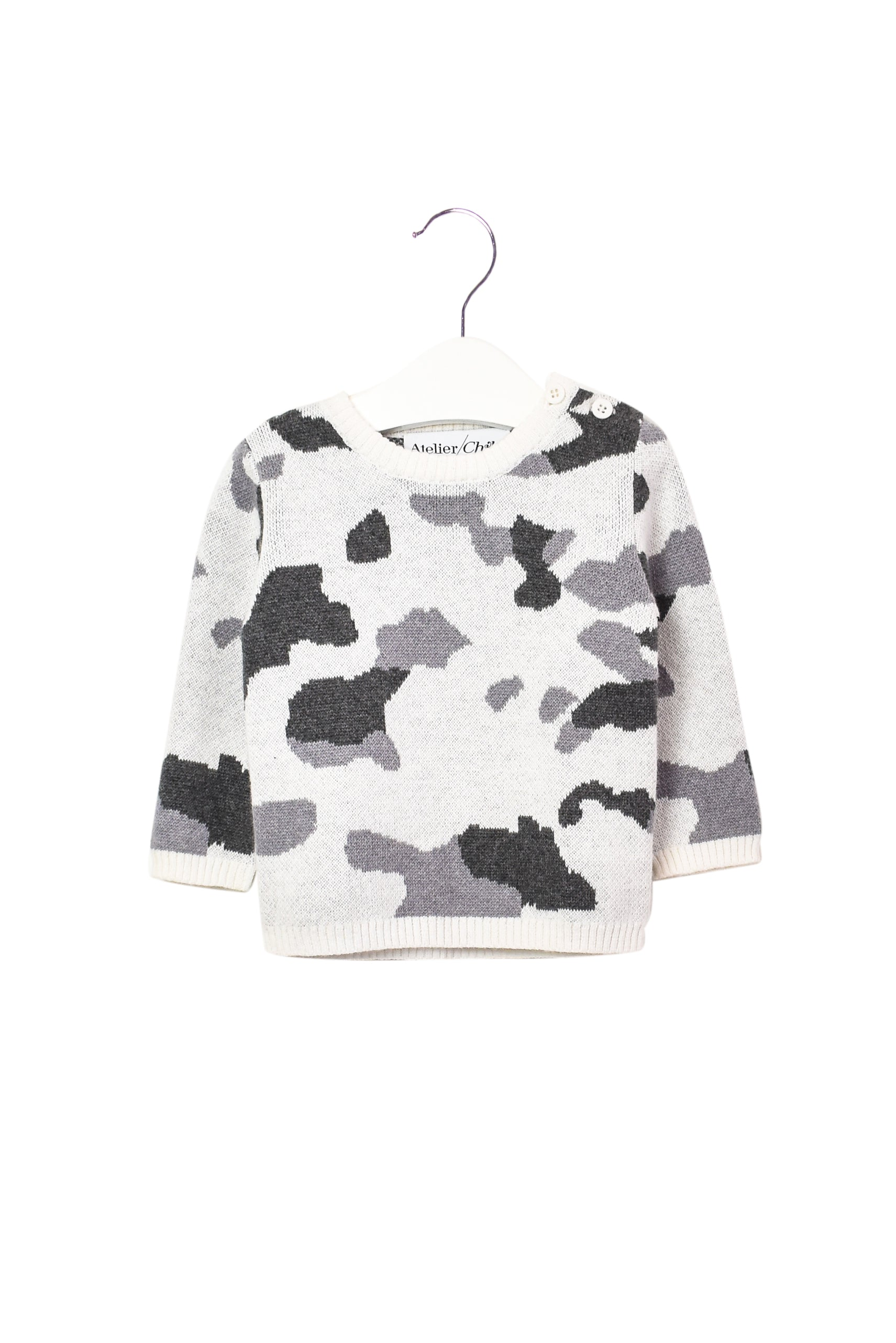 10007590 Atelier Child Kids~Sweater 1-5T at Retykle
