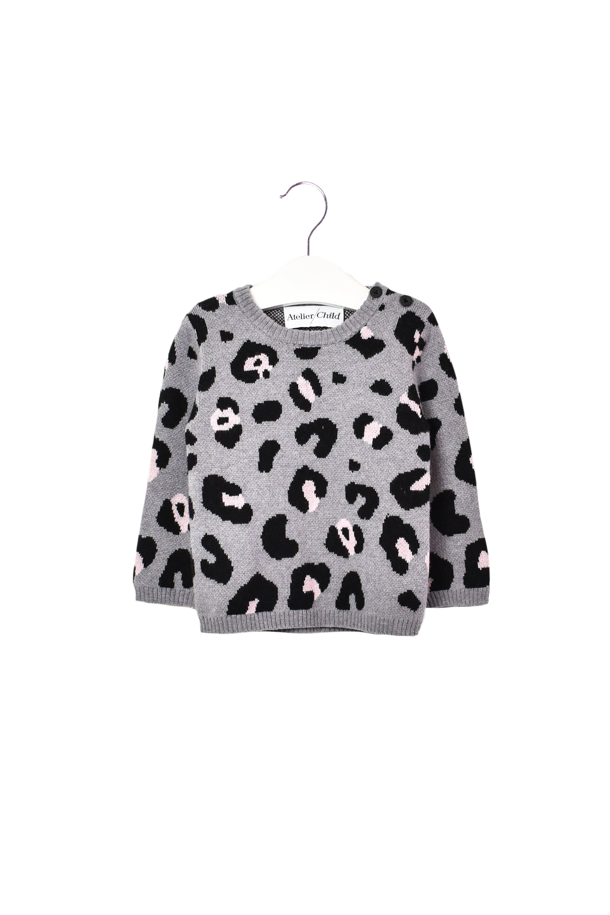 10007589 Atelier Child Baby~Sweater 1-2T at Retykle