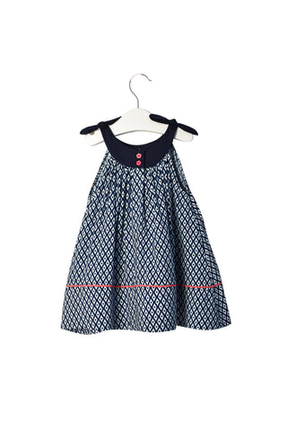 Dress and Bloomer 6-9M