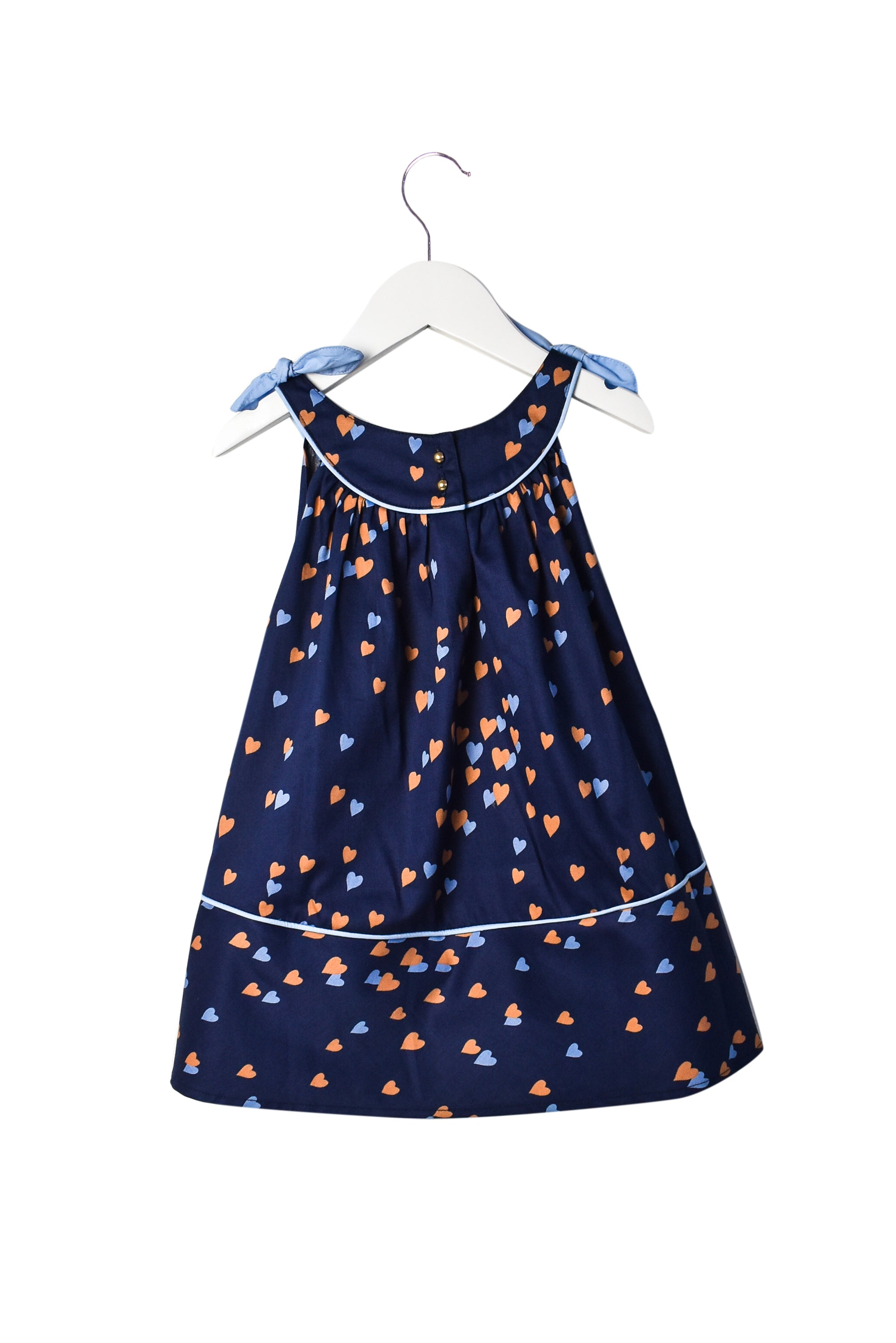 10007010 Comme Maman Collections Baby~Dress and Bloomer 6M-2T at Retykle