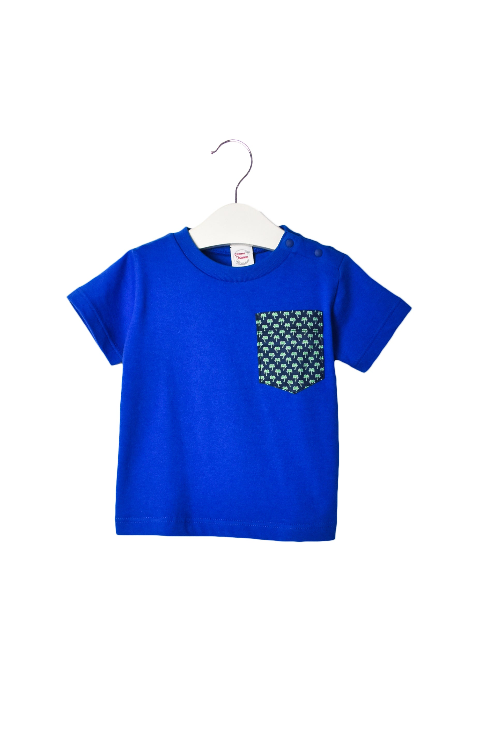 10007022 Comme Maman Baby~T-Shirt 1-2T at Retykle