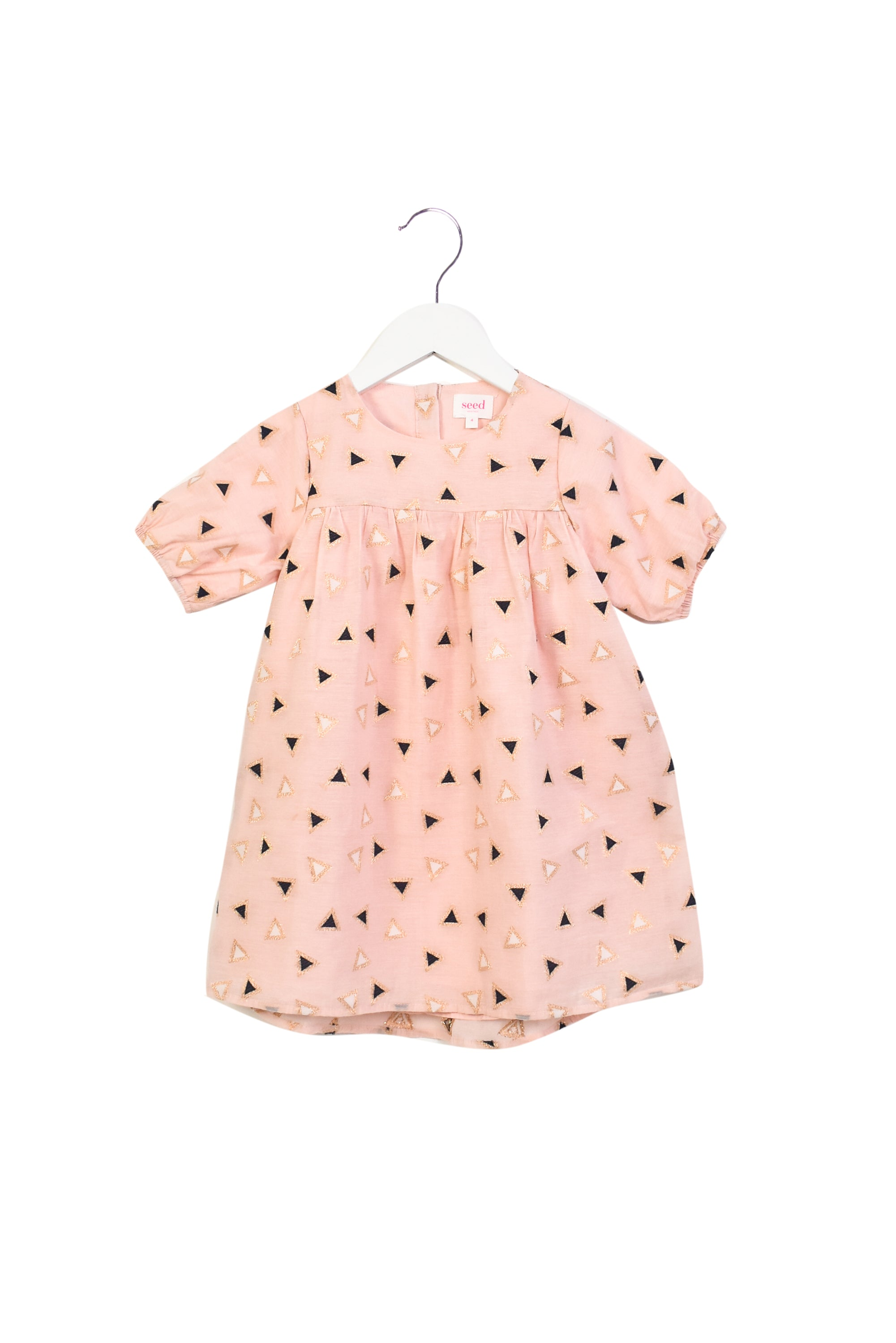 10013354 Seed Kids ~ Dress 4T at Retykle