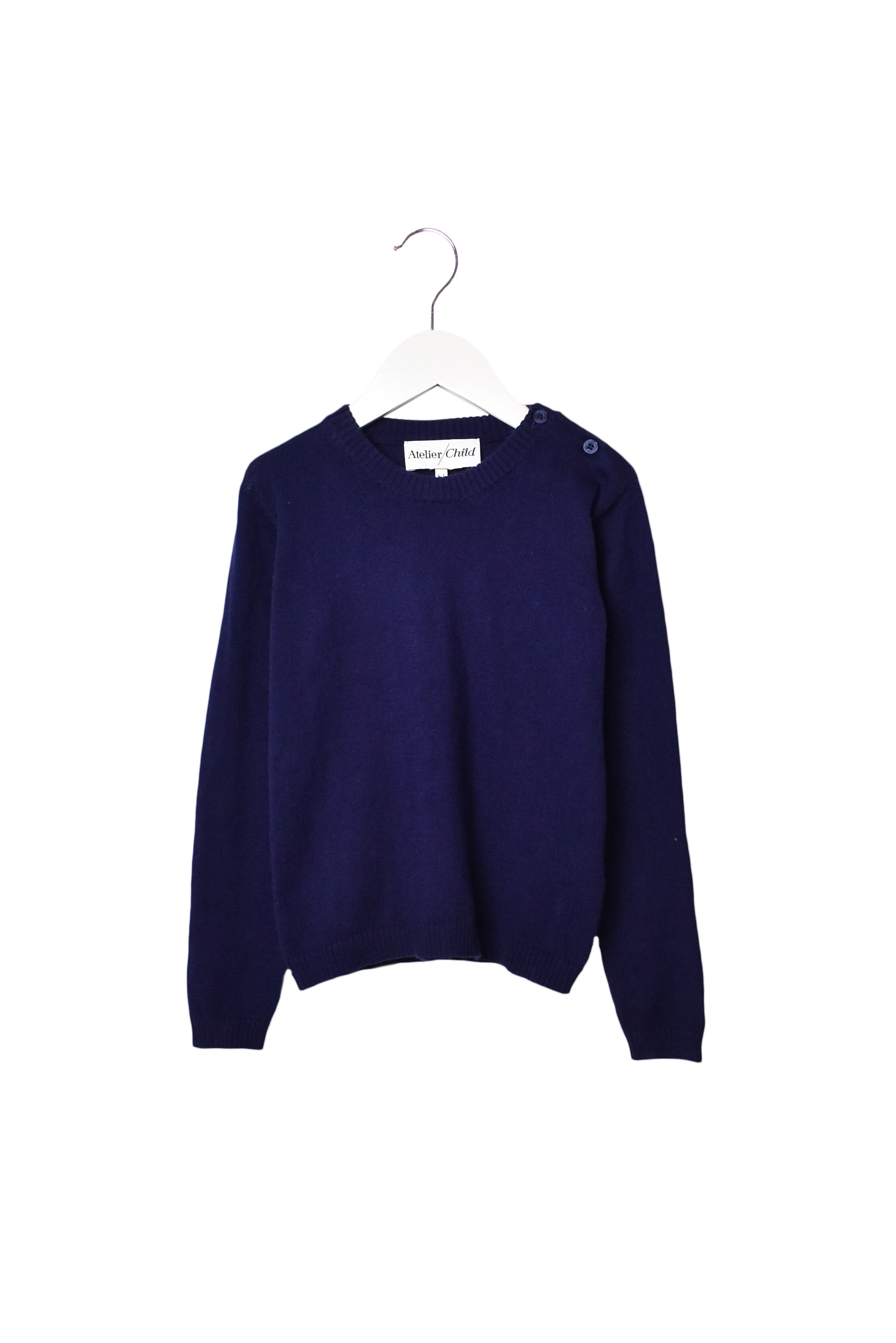 10007575 Atelier Child Kids~ Sweater 6-7 at Retykle