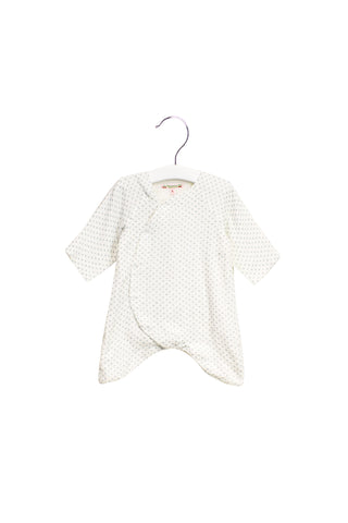10021801 Bonpoint Baby~Romper 6M at Retykle