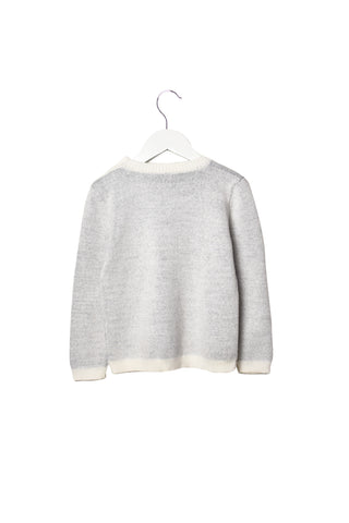 10007578 Atelier Child Kids~ Sweater 4-5T at Retykle