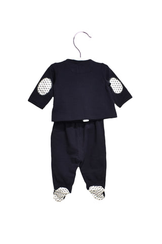 10021800 Ralph Lauren Baby~Cardigan and Leggings Set 3M at Retykle