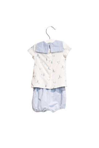 10021811 Foque Baby~Top and Shorts Set 18M at Retykle