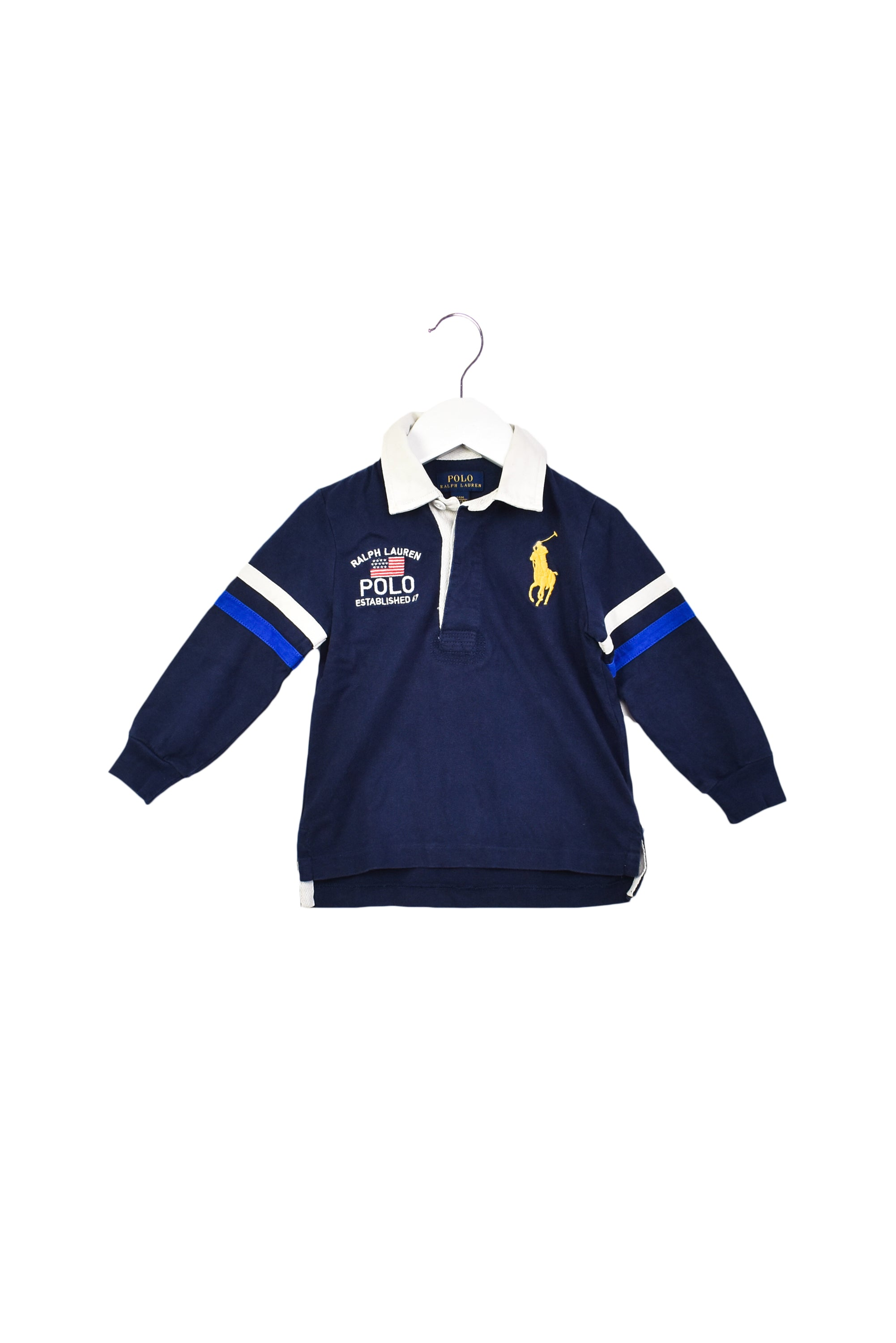 10013547 Polo Ralph Lauren Kids ~ Polo 24M at Retykle