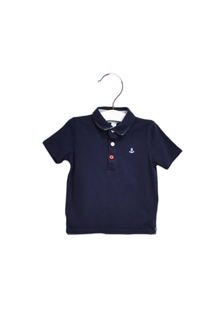 10021785 The Little White Company Baby~Polo 18-24M at Retykle