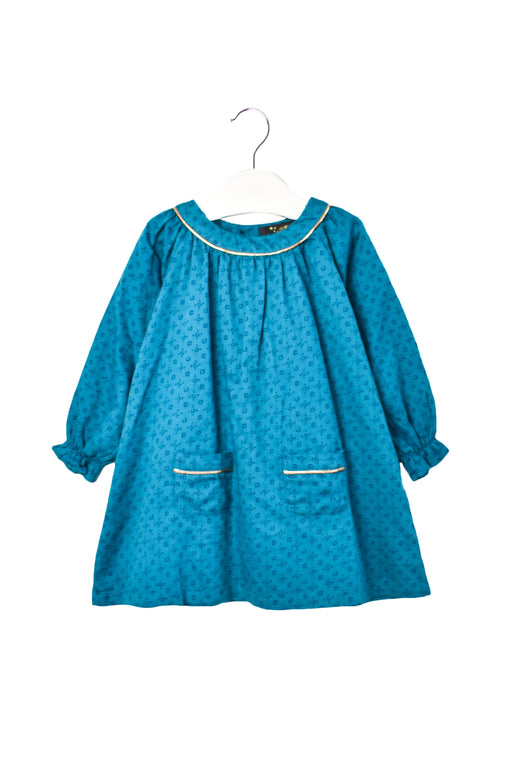 10005927 Velveteen Kids~Dress 18M-6T at Retykle