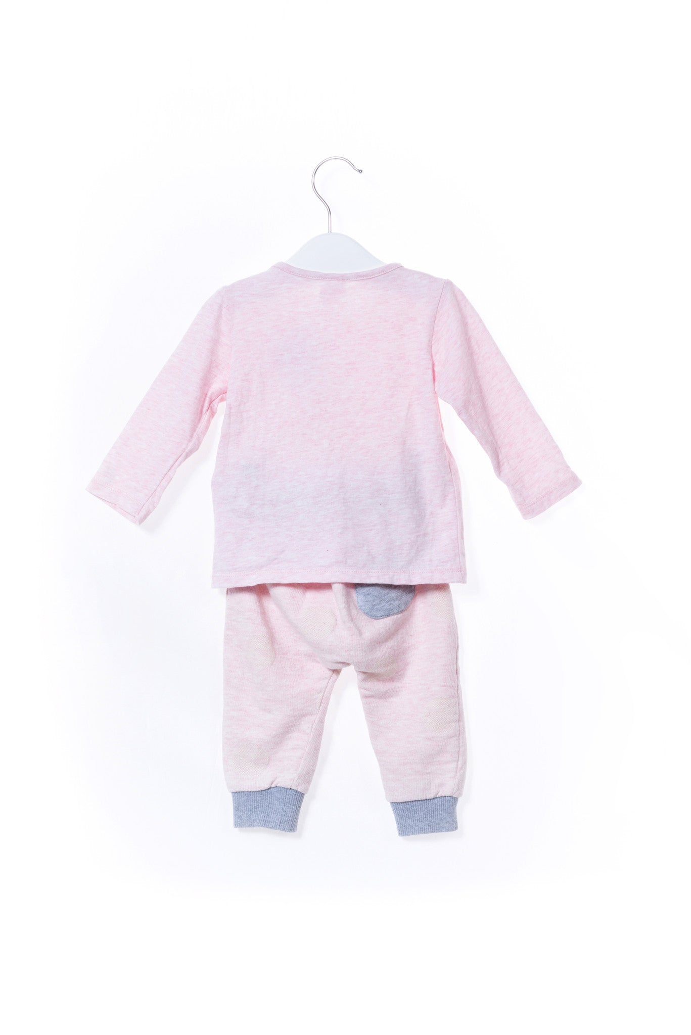 10001024 Seed Baby~Top and Pants 3-6M at Retykle