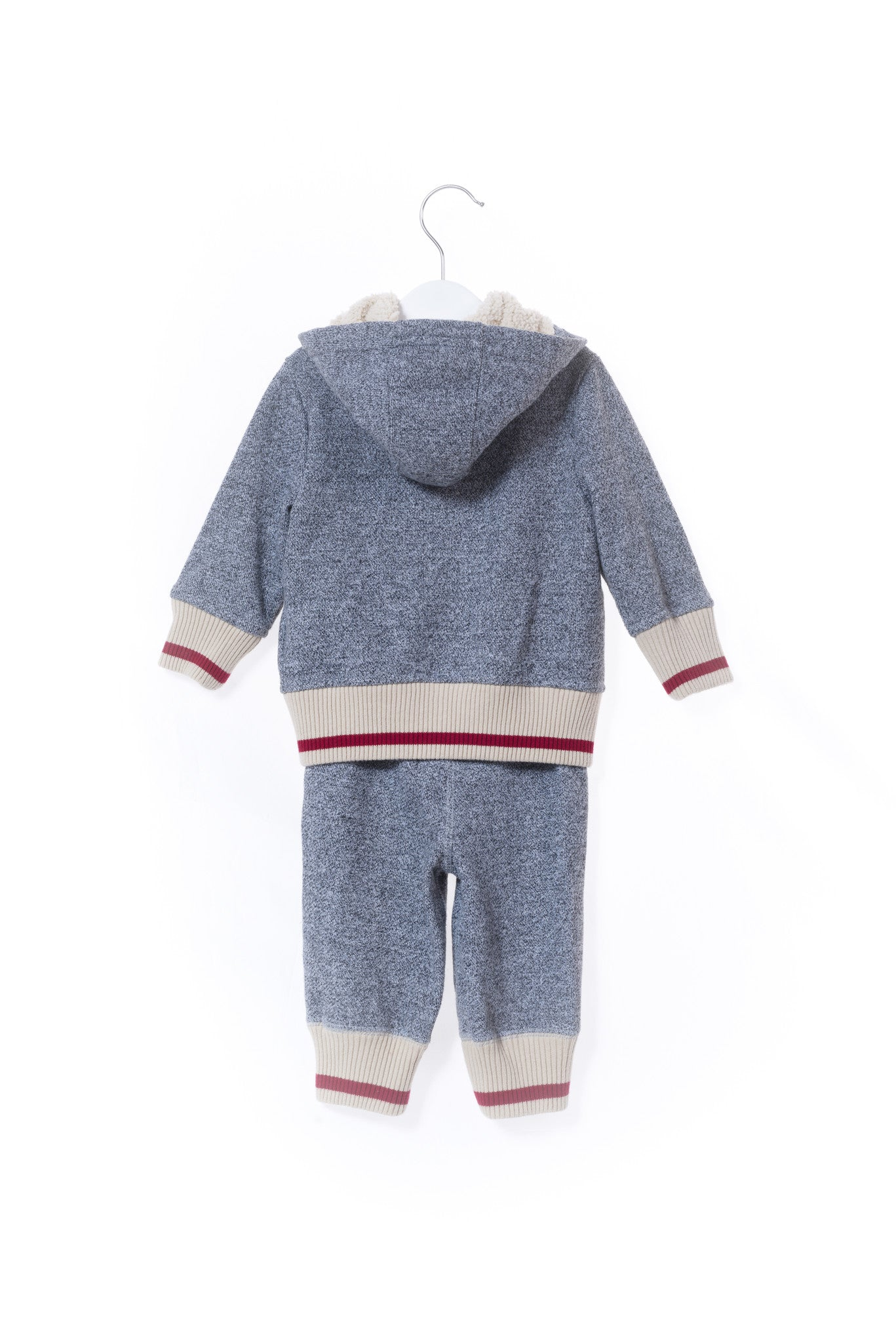 10001050 Roots Baby~Sweatshirt and Pants 3-6M at Retykle