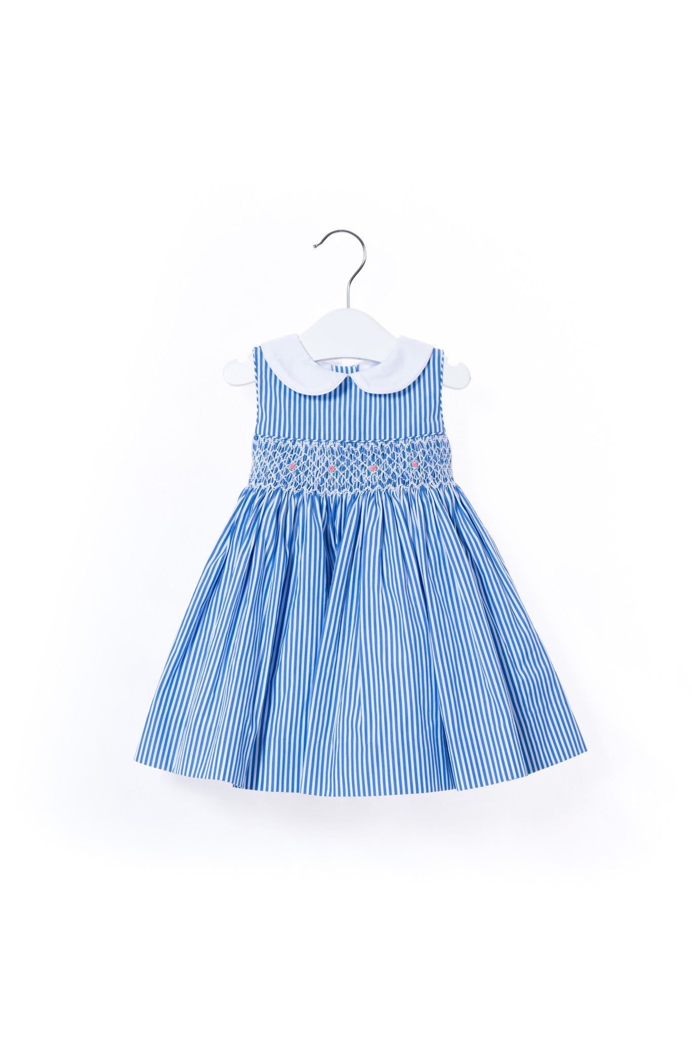 10001069 Ralph Lauren Baby~Dress and Bloomer 3-6M at Retykle
