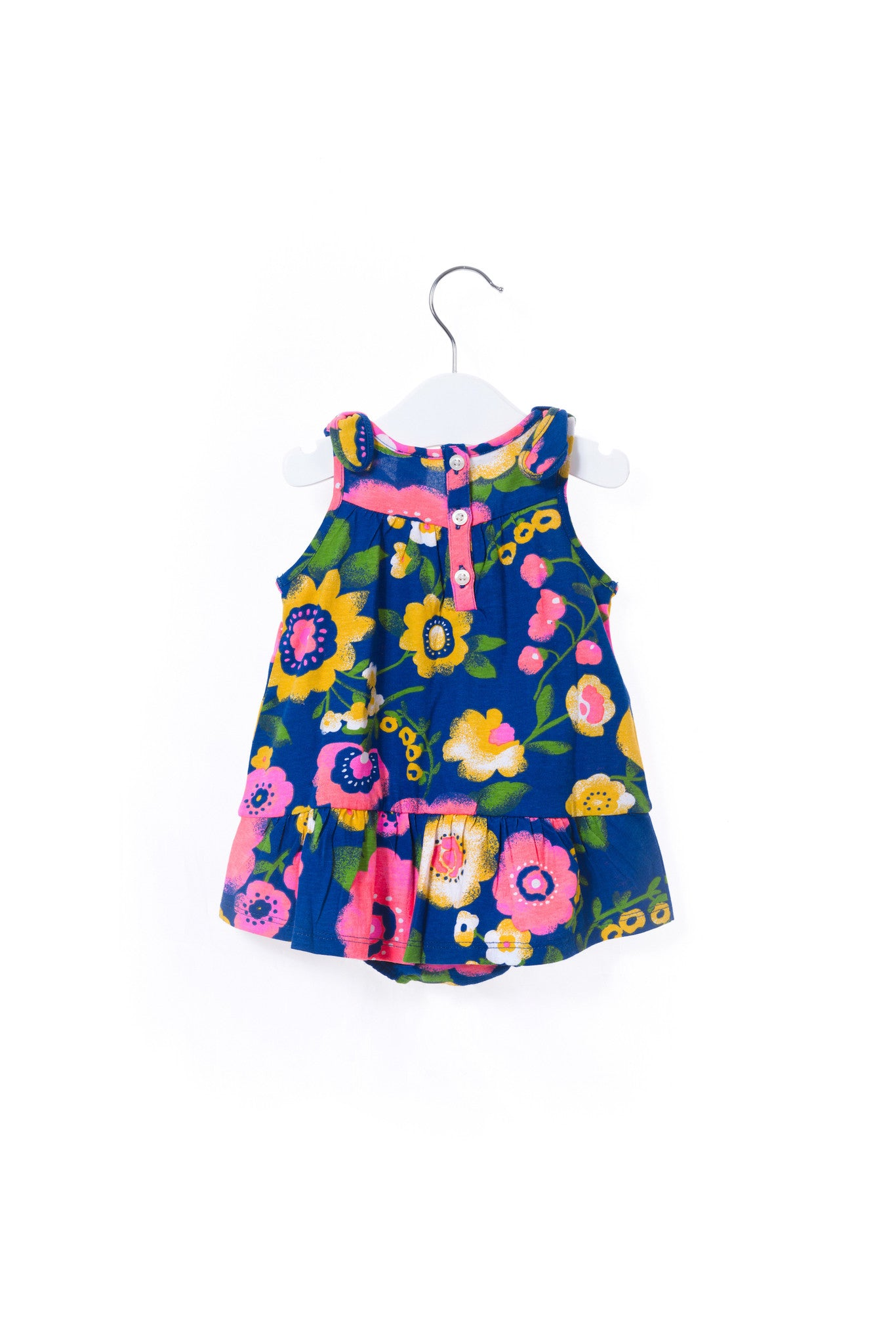 10001074 Tucker & Tate Baby~Dress and Bloomer 0-3M at Retykle