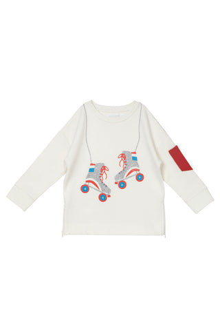 10019899 Oaks of Acorn Baby~Sweatshirt 12-18M at Retykle