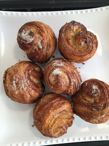 4 cardamom orange morning buns