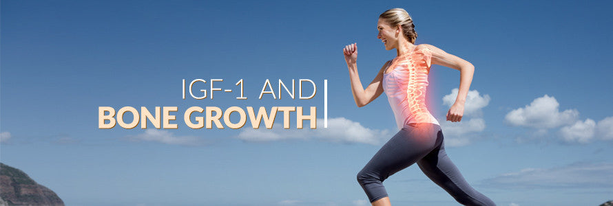 IGF-1 and Bone Growth