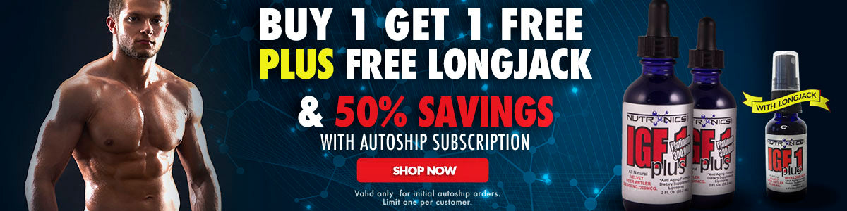 Autoship Longjack Sale Ends Sunday