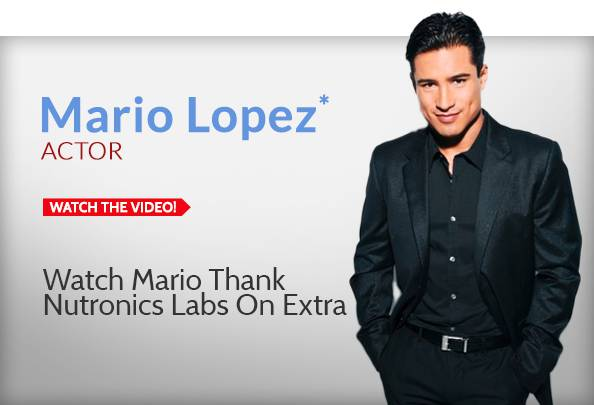 Mario Lopez Thank You