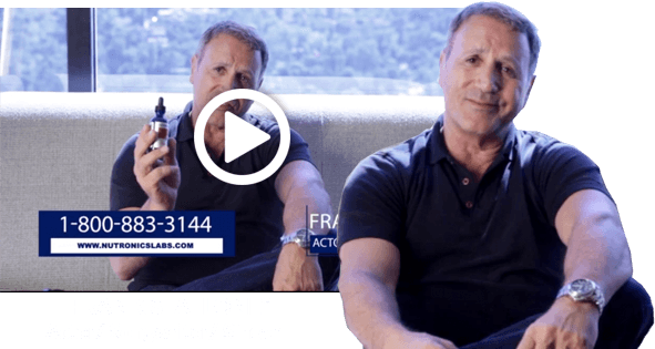 Click here to watch Frank Stallone's Testimonial